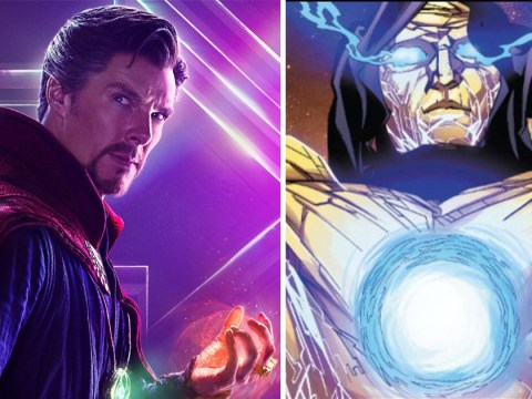 Avengers 4 fan theory predicts the arrival of the Living Tribunal and reveals that Doctor Strange has been saving the day since Infinity War