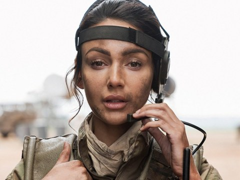 Michelle Keegan sends a cryptic message about a possible new series of Our Girl?