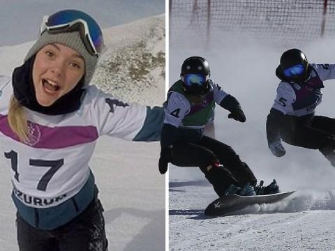 Team GB snowboarder Ellie Soutter dies on 18th birthday