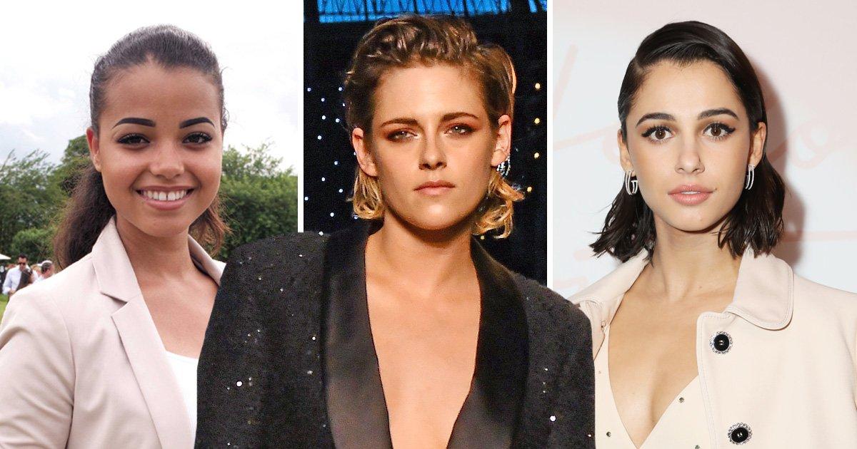 Kristen Stewart joined by Brits Naomi Scott and Ella Balinska in Charlie's Angels reboot