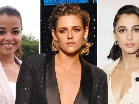 Kristen Stewart joined by Brits Naomi Scott and Ella Balinska in Charlie's Angels reboot