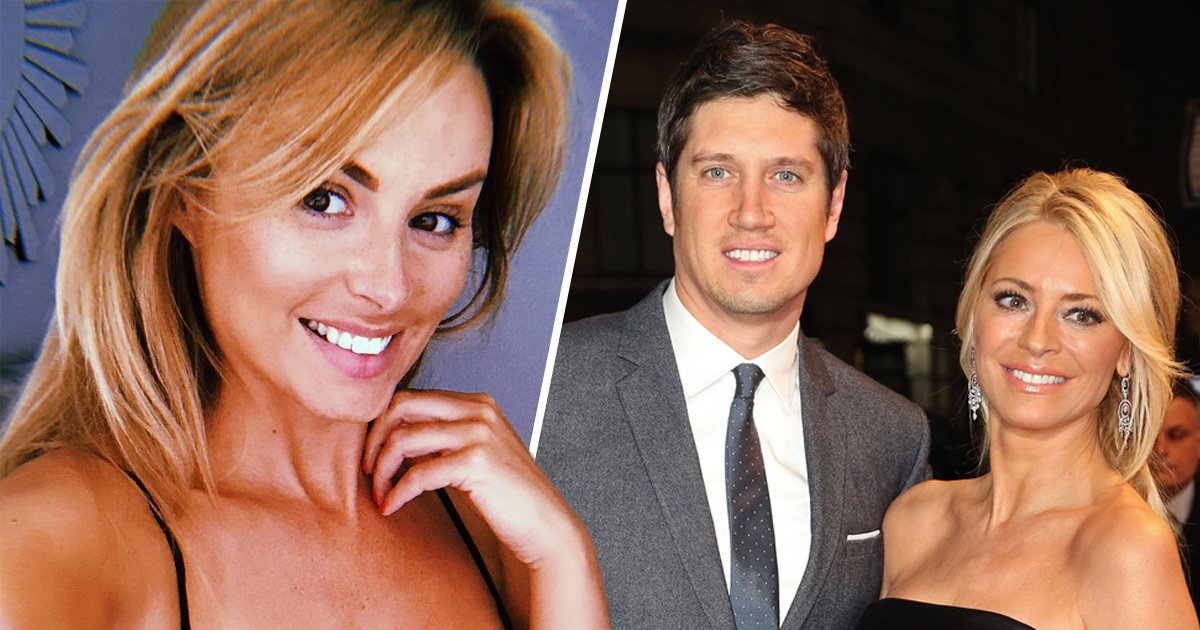 Model Rhian Sugden issues open apology to Tess Daly over 'disrespectful' Vernon Kay texts