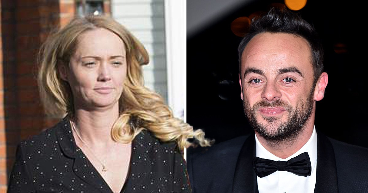 Ant McPartlin 'gives his blessing' as new girlfriend Anne-Marie Corbett goes on holiday with ex husband