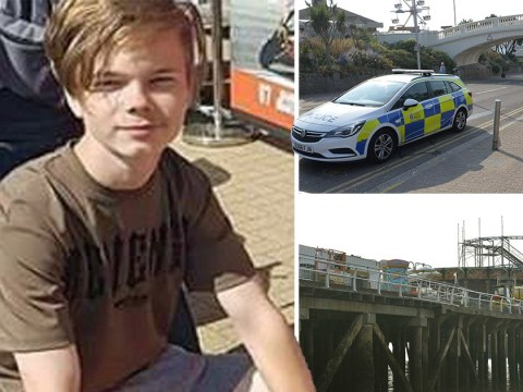 Family pay tribute to 'happy and loving' boy, 15, who died swimming in the sea