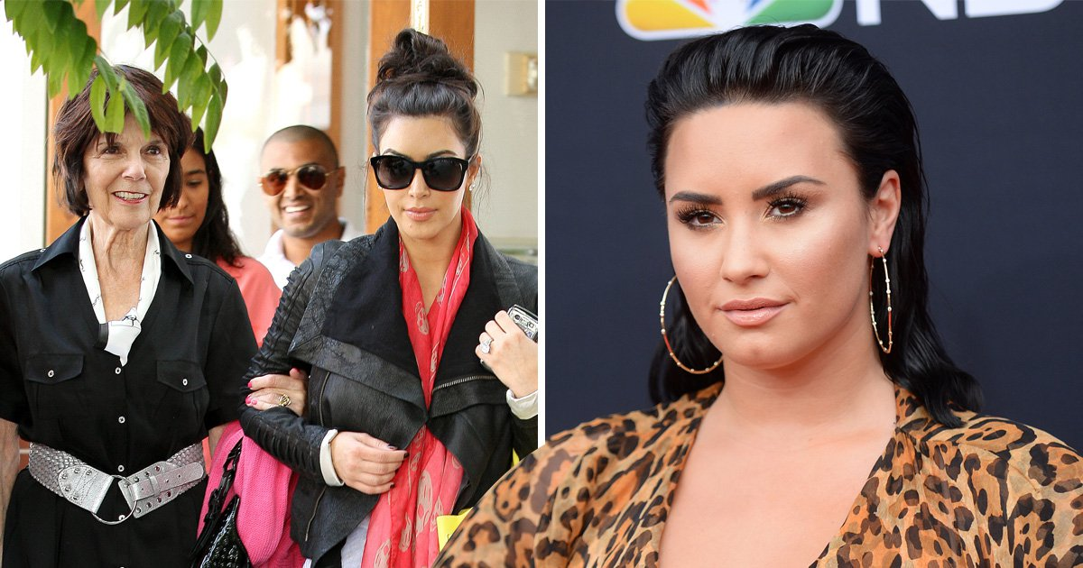 Rise of the Finsta: The Fake Instagrams used by celebrities from Demi Lovato to Kim Kardashian's nan