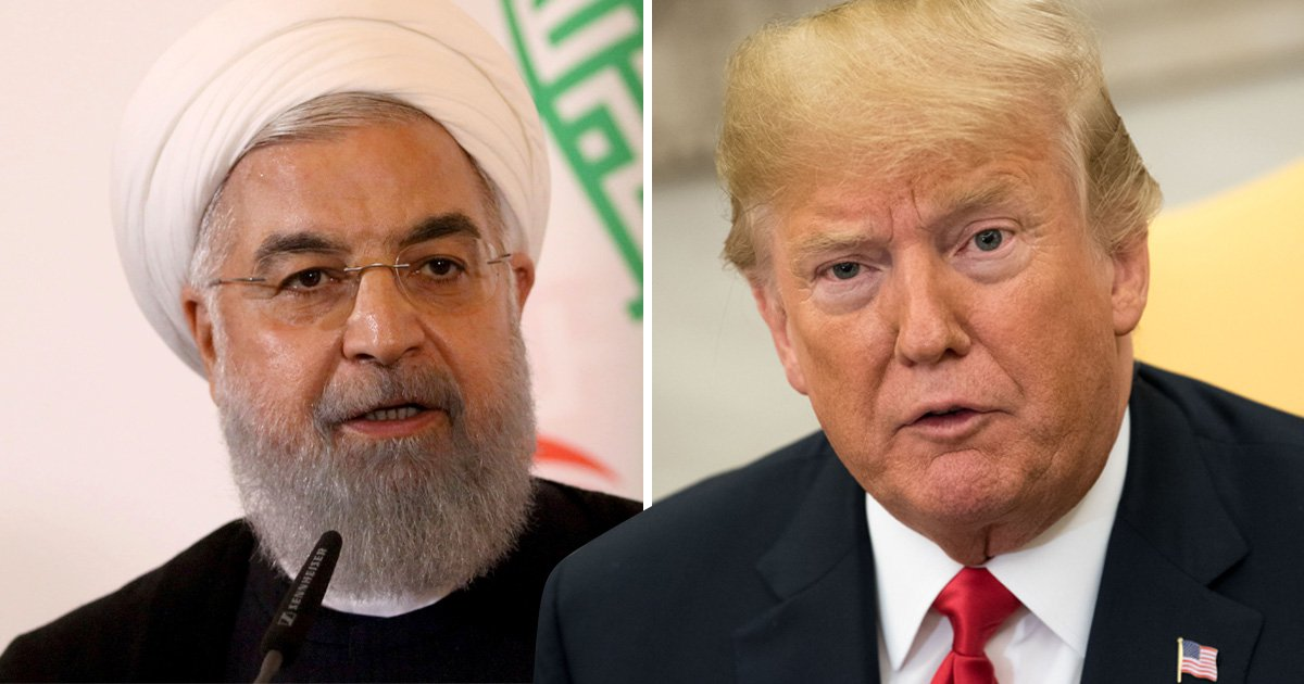 Donald Trump re-imposes Iran sanctions lifted by Barack Obama