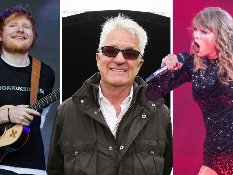 Electric Picnic director reckons Ed Sheeran is the reason Taylor Swift's show didn't sell out