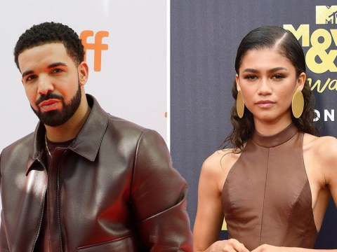 Drake makes Zendaya his leading lady in new HBO series Euphoria