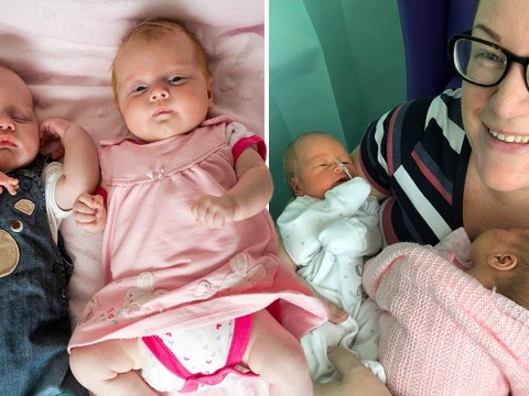 Woman with two wombs gives birth to twins in one-in 500,000,000 case