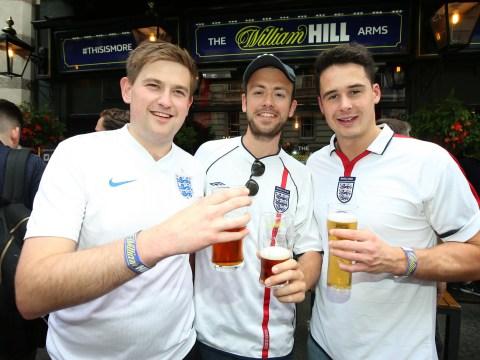 Pub spending jumps 33% whenever England play in the World Cup