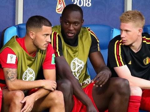Romelu Lukaku reveals his advice for Eden Hazard and Kevin De Bruyne before Belgium beat Brazil