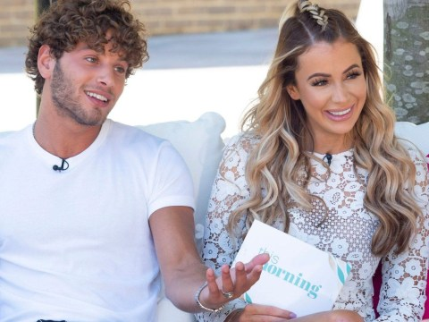 Love Island's Eyal Booker is up for taking Olivia Attwood on a date
