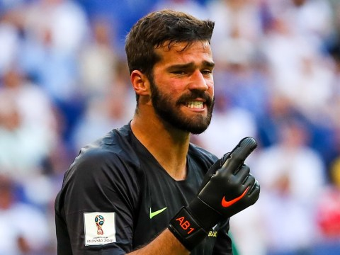 Alisson decides between Liverpool and Chelsea after £62m bid