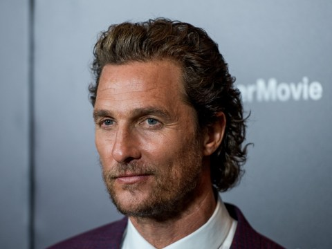Matthew McConaughey is a saint delivering 1,600 meals to first responders and shelters battling the fires in Los Angeles