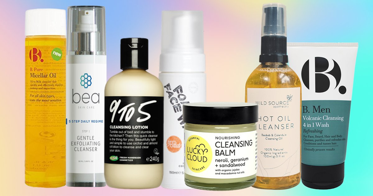 The vegan, cruelty-free guide to skincare: Cleansers