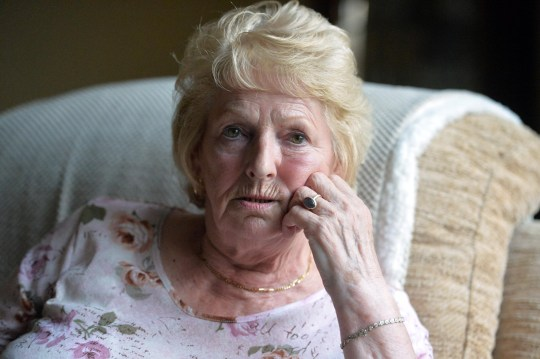A pensioner was barred from entering Birmingham?s new ?7 million Legoland Discovery Centre - because she wasn?t with a child. Yvonne Radcliff, 74, had travelled from her home in Hall Green to the impressive new Brindleyplace attraction which opened yesterday [July 5]. Caption: Yvonne Radcliff, 74, from Hall Green, Birmingham, who was turned away from the new Legoland Discovery Centre because she didn't have a child with her