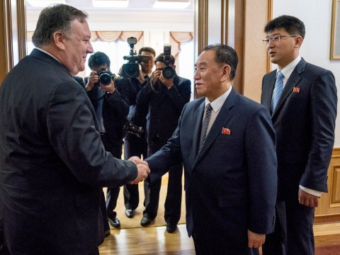 North Korea says US are like 'gangsters' after 'regrettable' nuclear talks