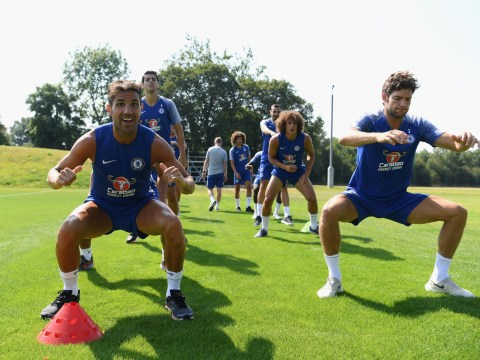 Chelsea go against Antonio Conte's wishes and begin pre-season training without him