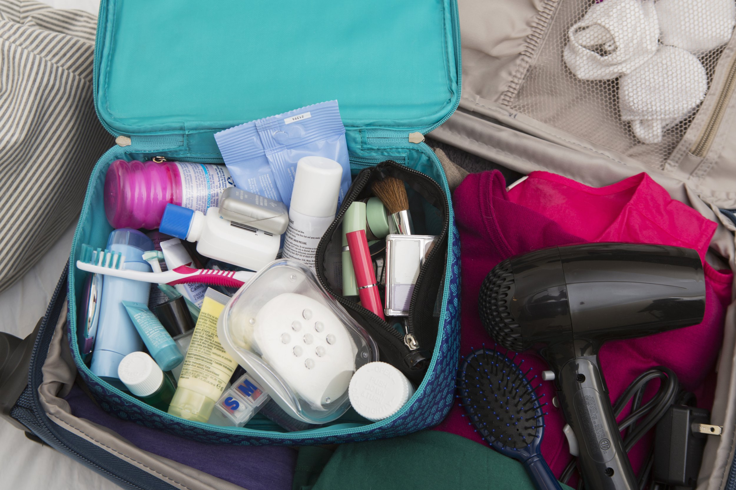 Make-up and baby powder set to be banned from aeroplane hand luggage