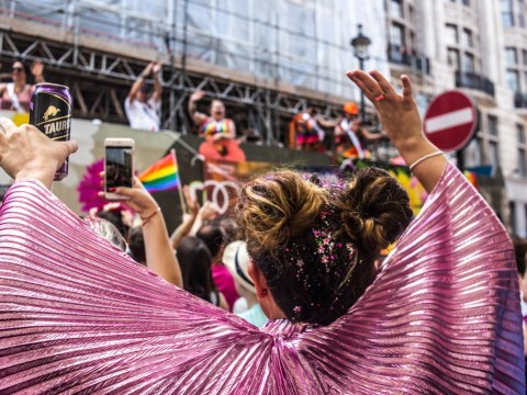 People share why London Pride is still so important in 2018
