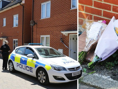 Mum, 54, stabbed to death during England's quarter-final clash