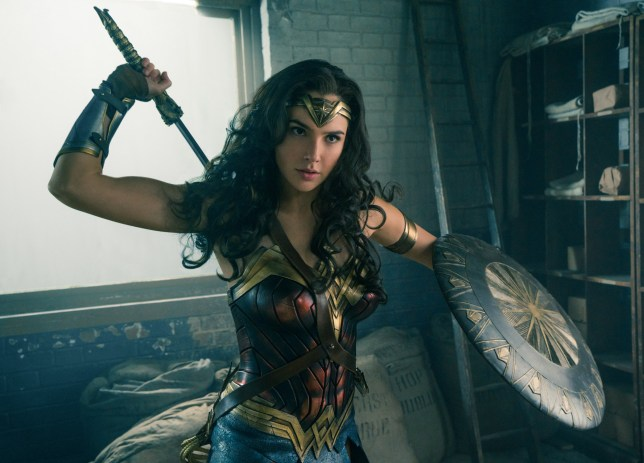 Cast; Diana Prince/Wonder Woman-GAL GADOT; Fight Room; Location