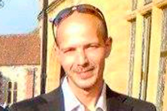 """An undated picture taken from the facebook page of Charles Rowley on July 9, 2018 shows Charles Rowley posing for a photograph in an unknown location British police launched a murder inquiry Sunday after a woman died following exposure to the nerve agent Novichok in southwest England, four months after the same type of chemical was used against a former Russian spy in an attack blamed on Moscow. Prime Minister Theresa May said she was """"appalled and shocked"""" by the death of Dawn Sturgess, a 44-year-old mother of three, and offered her condolences to the family. Sturgess and a man named locally as Charlie Rowley, 45, fell ill last weekend in Amesbury, near the town of Salisbury where former double agent Sergei Skripal and his daughter Yulia were attacked with Novichok in March and have since recovered. / AFP PHOTO / FACEBOOK PAGE OF CHARLES ROWLEY / - / RESTRICTED TO EDITORIAL USE - MANDATORY CREDIT """"AFP PHOTO / FACEBOOK PAGE OF CHARLES ROWLEY """" - NO MARKETING NO ADVERTISING CAMPAIGNS - RESTRICTED TO SUBSCRIPTION USE - NO ARCHIVES - NO SALES - DISTRIBUTED AS A SERVICE TO CLIENTS -/AFP/Getty Images"""