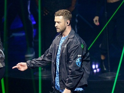 Justin Timberlake shows he knows how to cheer up 20,000 disappointed England fans with Man Of The Woods tour