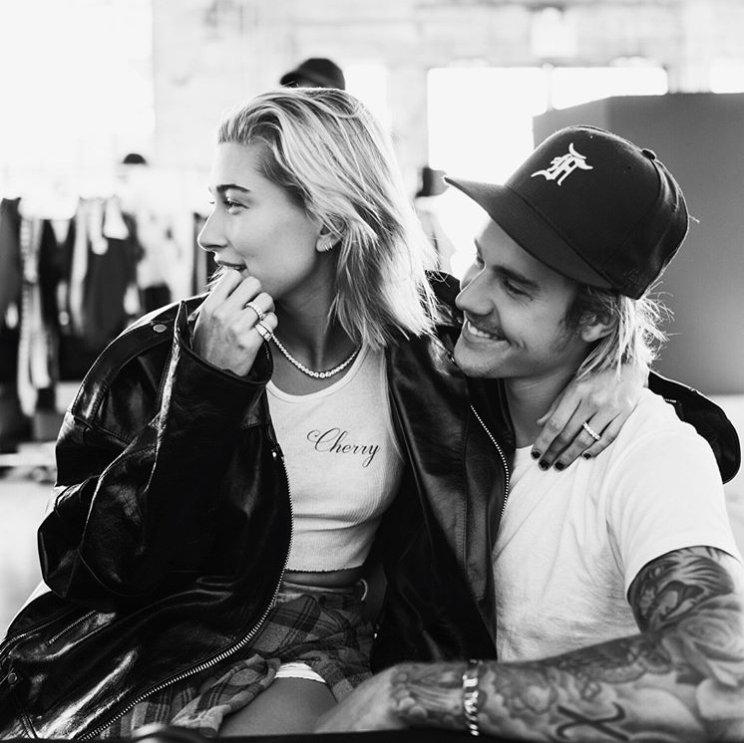(Picture: Justin Bieber/Instagram)