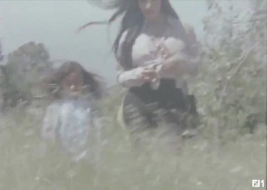North West Fendi campaign Kim Kardashian Picture: FENDI METROGRAB