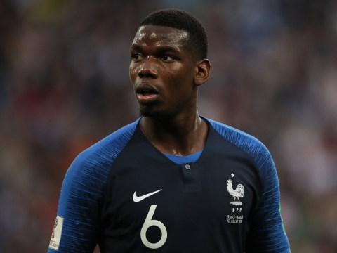 Jose Mourinho sends message to Paul Pogba after France's World Cup win
