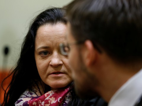 German woman found guilty of 10 neo-Nazi murders after five-year trial
