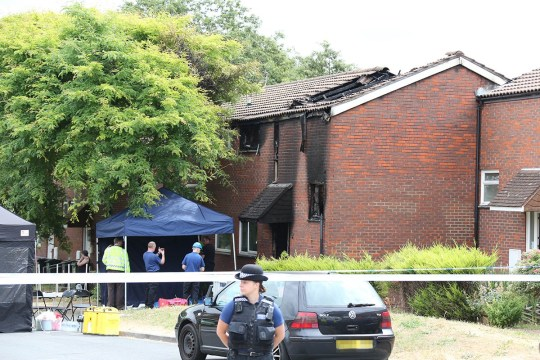 Murder investigation launched following Eastbourne house fireBARRY KEEVINS HAS WORDS 07515 382 675 Two bodies have tragically been discovered and a murder investigation has been launched as police continue to investigate a house fire in Croxden Way, Eastbourne.They are believed to be those of the two occupants previously unaccounted for ??? a woman aged 34 and her four-year-old son.Next of kin of the victims have been informed, however formal identity has yet to take place.The incident occurred around 1am and was reported to police at 1.18am on Tuesday (10 July), and the bodies were discovered in a first floor bedroom about 12pm (midday) on Wednesday (11 July).A 26-year-old man who was also in the property at the time of the fire was taken to hospital with burns injuries in the early hours of Tuesday (10 July), and remains in an induced coma at this stage.He was the partner of the woman who lived at the house and whose body is believed to have been discovered; he was not the father of the child whose body is believed to have been discovered.This is a difficult scene and it will take some time before forensics examinations are complete.The cause of the fire is currently being treated as arson and a murder investigation has been launched. No arrests have been made.Police are continuing to appeal for anyone with any information to report it online or call 101, quoting Operation Druffield.Detective Chief Inspector Mike Ashcroft, of the Surrey and Sussex Major Crime Team, who is leading the investigation, said: ???This is a dreadful incident and the worst fears have been realised. Our thoughts are with the victims, their families and the whole community at this time.???I urge anyone with any information about this or any footage of the fire to contact us.???