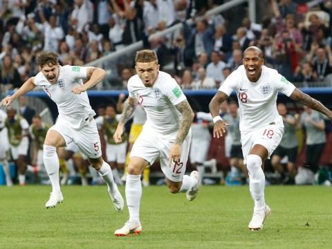 Kieran Trippier goal against Croatia confirms England as World Cup set piece specialists