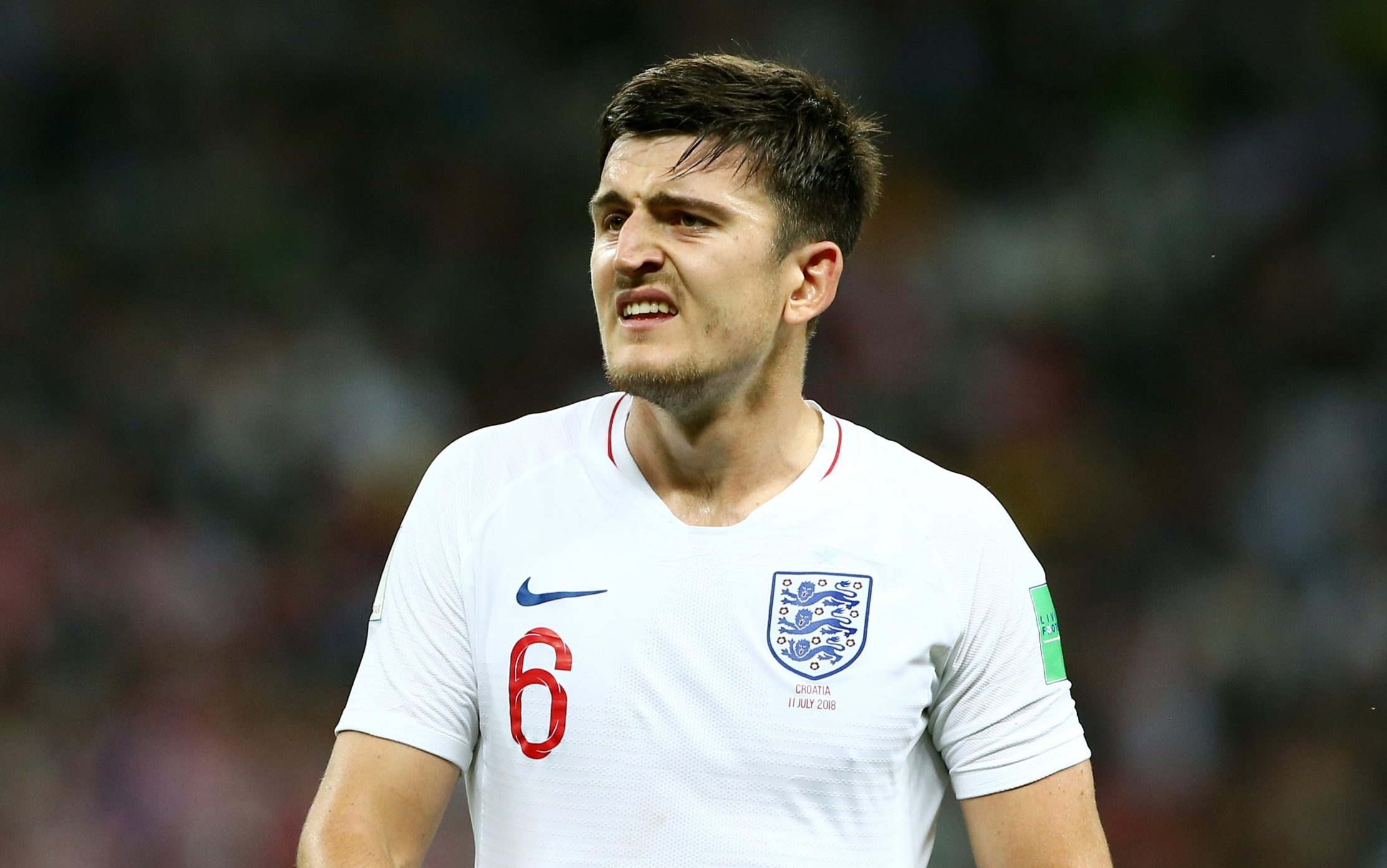 Harry Maguire sends message to Manchester United over summer transfer