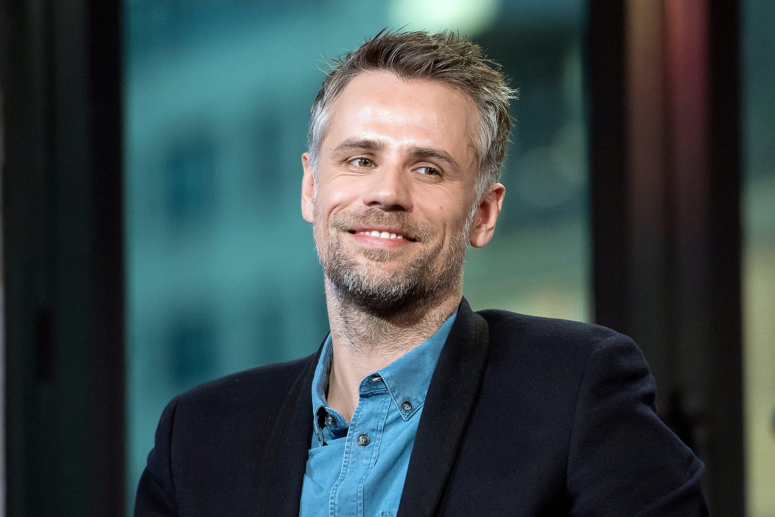 tv presenter richard bacon