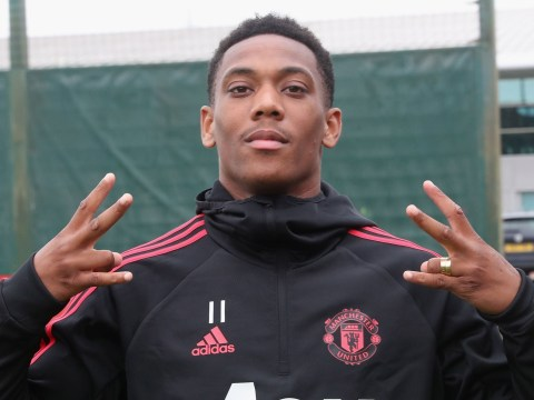 Anthony Martial puts Chelsea on alert with message to Manchester United board