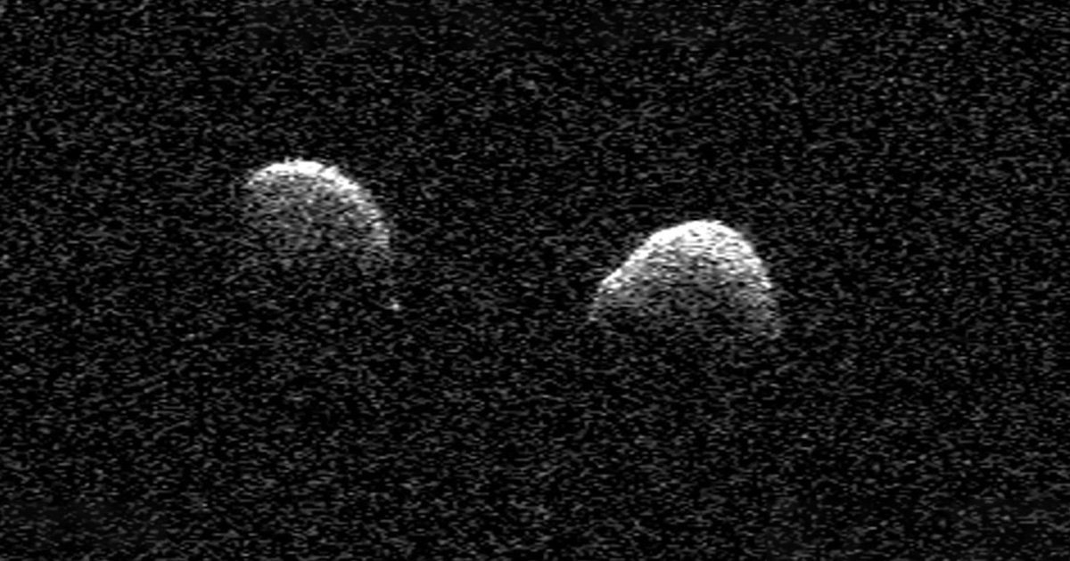 Nasa finds asteroid with an evil twin that's 'potentially hazardous' to Earth NASA
