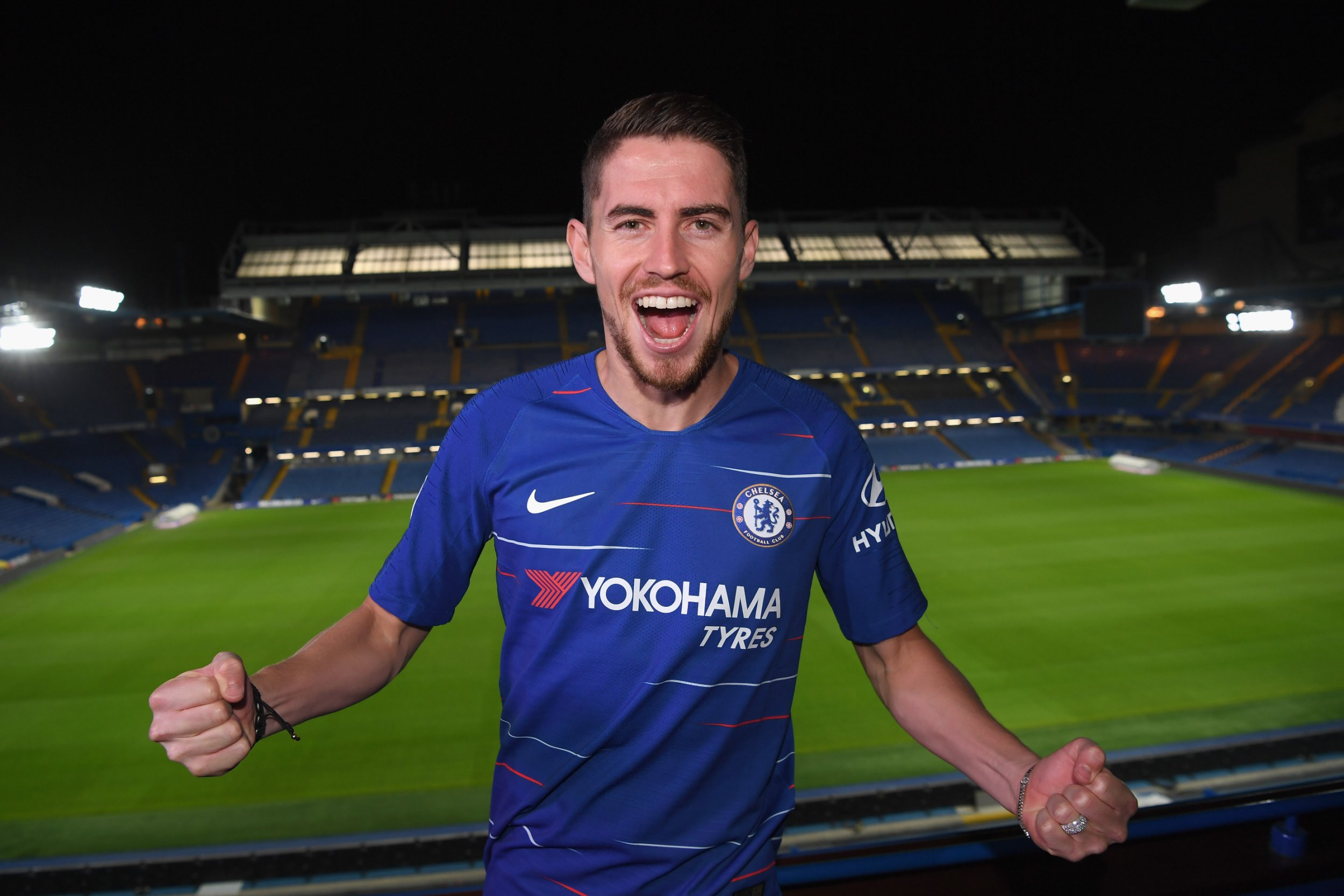 Chelsea fc latest signing