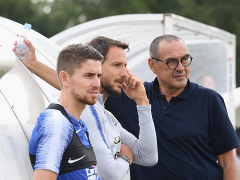 Maurizio Sarri explains what new signing Jorginho will bring to Chelsea