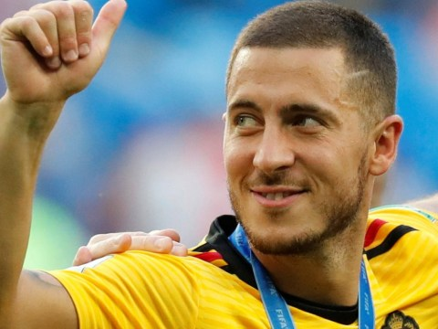 Eden Hazard admits he wants Chelsea exit this summer amid Real transfer links