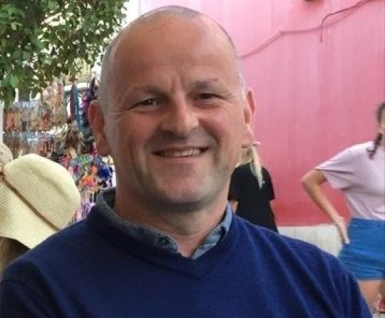 """LFC fan Sean Cox - Liverpool fan Sean Cox who was attacked outside??Anfield??has reportedly regained consciousness in hospital. According to electrical industry website??Electric.ie??Mr Cox, who works for Precision Cables, took a major step in his recovery and is 'undergoing dedicated rehabilitation'. The 53-year-old father-of-three was left in a critical condition after an incident before Liverpool's??Champions League??semi-final against AS Roma on April 24. He was airlifted from??Liverpool's Walton Centre??to Beaumont Hospital in Ireland at the end of May and has been receiving round-the-clock care with his family keeping vigil by his bedside. A brief statement on the electrical industry website said: """"Sean has regained consciousness and is undergoing dedicated rehabilitation. Recovery is progressing positively but very slowly. """"His colleagues in Precision Cables are overwhelmed by the support and good wishes for Sean and his family that they receive on a daily basis. """"They would like once again to ask that you keep him in your prayers and that he will continue on his road to recovery."""""""