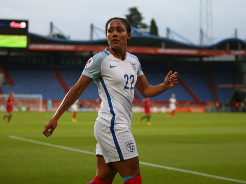 Strictly Come Dancing 'lines-up England defender Alex Scott' after Sport Relief win