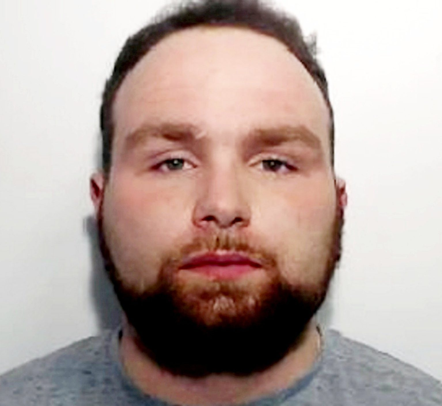 Niall Briercliffe. A jealous man who attacked his ex-girlfriend, leaving her with nails ripped from her fingers, has been jailed for 30 months. See ROSS PARRY story RPYVIOLENT. Niall Briercliffe locked his former partner in his house while he checked her phone for proof she was in another relationship. Bolton Crown Court heard how jealous Niall Briercliffe, who was holding a knife, threatened to kill her if he came across evidence. The incident was part of an attack on his ex partner during which he kicked her to the ground, grabbed her by the hair and threatened to snub out a lit cigarette on her neck.