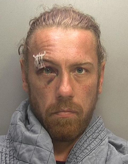West Midlands Police undated handout photo of Richard Allen who was jailed at Birmingham Crown Court for seven-and-a-half years for hitting the woman at a pedestrian crossing while riding a motorbike, as well as three other dangerous driving incidents shown on his mobile phone. PRESS ASSOCIATION Photo. Issue date: Monday July 16, 2018. See PA story POLICE Allen. Photo credit should read: West Midlands Police/PA Wire NOTE TO EDITORS: This handout photo may only be used in for editorial reporting purposes for the contemporaneous illustration of events, things or the people in the image or facts mentioned in the caption. Reuse of the picture may require further permission from the copyright holder.