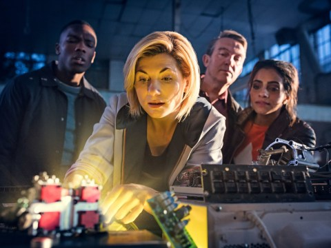 Doctor Who season 11 spoilers: Jodie Whittaker's series has gone full-on Hollywood Sci-fi for a 'zany CGI' world