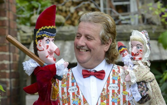 Dated: 17/07/2018 PUNCH & JUDY PUPPETEER BLAMES 'SNOWFLAKES' FOR DWINDLING BOOKINGS .. Puppeteer Brian Llewellyn, 64, from Darlington, County Durham who has hit out at 'PC culture' after his Punch and Judy shows were cancelled amidst claims they glorify domestic violence. SEE VIDEO & COPY FROM NORTH NEWS