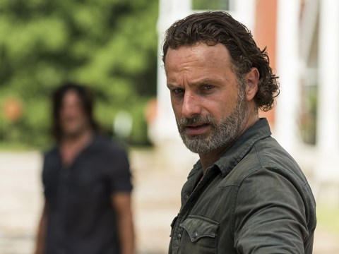 Watch The Walking Dead's Andrew Lincoln reveal how he wanted Rick Grimes to die because it's actually pretty epic