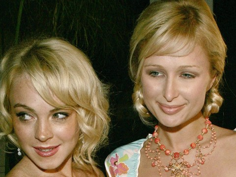 Paris Hilton throws expert shade at Lindsay Lohan's new reality TV show before it even begins