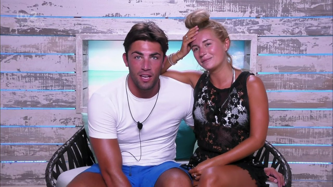 Jack is sent a text telling the islanders that him and Dani will be cooking for them all on 'Love Island'. Broadcast on ITV2 Featuring: Dani Dyer, Jack Fincham When: 18 Jul 2018 Credit: Supplied by WENN **WENN does not claim any ownership including but not limited to Copyright, License in attached material. Fees charged by WENN are for WENN's services only, do not, nor are they intended to, convey to the user any ownership of Copyright, License in material. By publishing this material you expressly agree to indemnify, to hold WENN, its directors, shareholders, employees harmless from any loss, claims, damages, demands, expenses (including legal fees), any causes of action, allegation against WENN arising out of, connected in any way with publication of the material.**